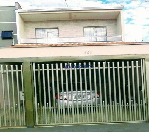 Casa À Venda, 136 M² Por R$ 360.000,00 - Loteamento Chamonix - Londrina/pr - Ca1567