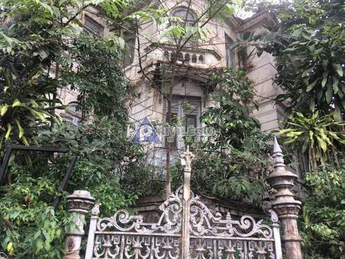 Casa De Rua À Venda, 7 Quartos, 3 Vagas, Cosme Velho - Rio De Janeiro/rj - 11318