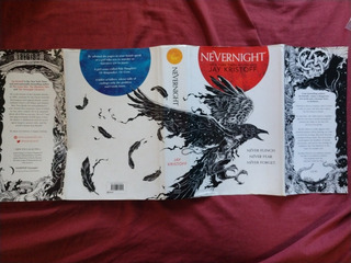 Nevernight Uh Hardcover, Out Of Print
