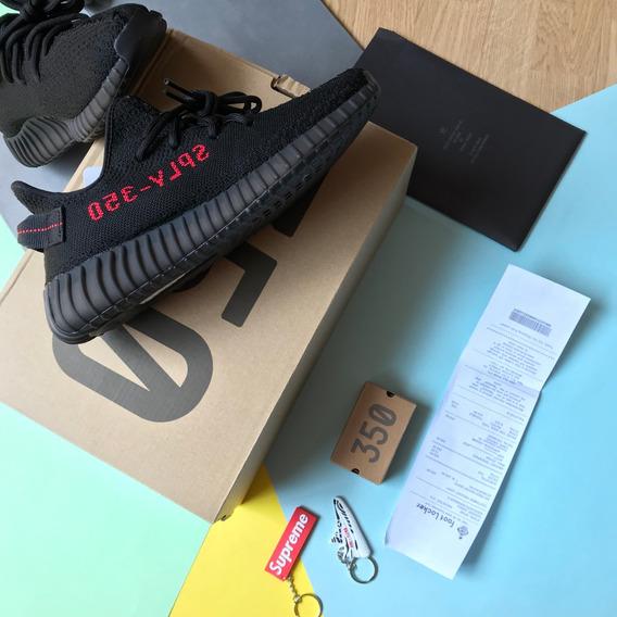 Yeezy Boost 350 V2 Core Black * La Mejor Calidad