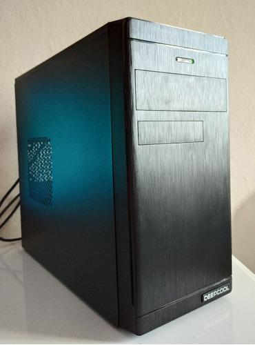 Torre Pc Computadora Core I5 7400 3.0 Ghz / 4 Gb/ 500 Gb