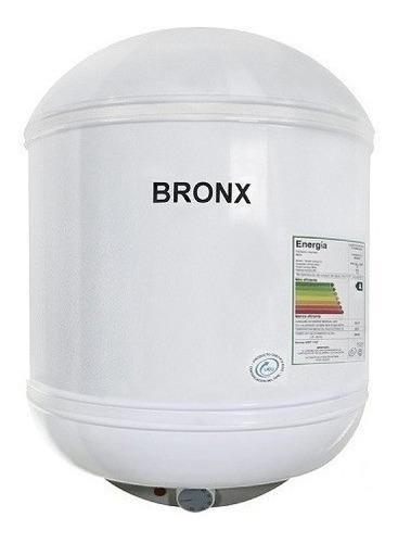 Calefon Bronx 30 Litros Cobre, El Mejor Respaldo