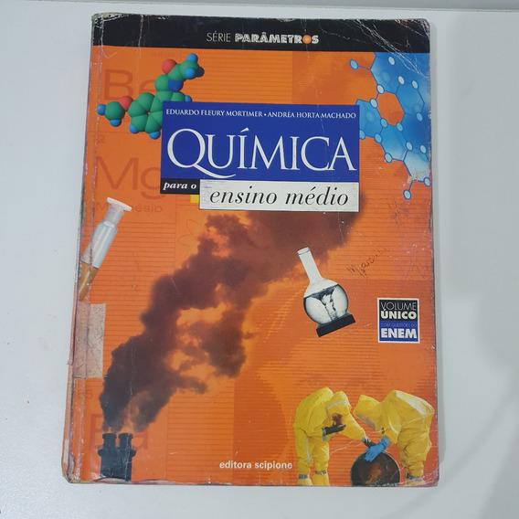 Livro Química Para O Ensino Médio Volume Único