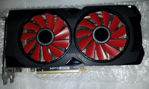 Tarjeta De Video Xfx Radeon Rx 580 4gb Gddr5 Como New