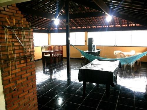 Casa Com 4 Quartos Para Comprar No Tirol Em Belo Horizonte/mg - 865