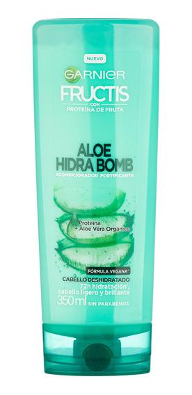 Acondicionador Fructis Aloe Hidra Bomb 350ml