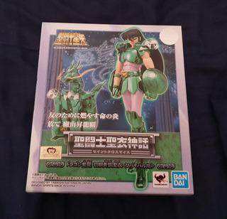 Myth Cloth Shiryu De Dragon Revival V1 Origen Japon