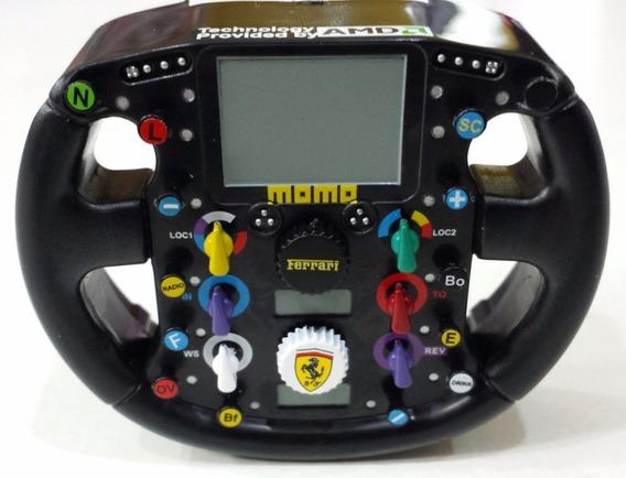 Miniatura Volante Momo Ferrari F1 - Kyosho - Escala 1/8