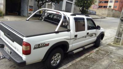 Chevrolet S10 2010 2.8 Colina Cab. Dupla 4x4 4p Br