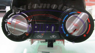 Perillas De Control De Clima Versa Mod 12-18 Orig. Nissan