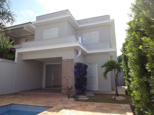 Imagem 1 de 30 de Casa À Venda - Cond. Convívio São Francisco - Piracicaba/sp - Ca2845
