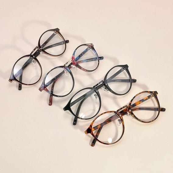 Armação Óculos De Grau Feminino Blogueira Tumblr