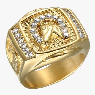 Boutique en ligne 895fc 868fa Anillos De Oro Para Hombre Baratos - Anillos de Oro Nuevo en ...