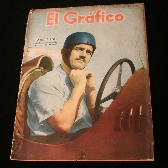 Revista Esportiva Argentina El Gráfico - Abril De 1952