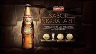 Cerveza Cusqueña Dorada/red/dark/trigo Porron 330ml .
