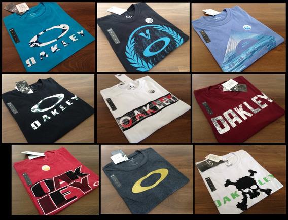 Kit 10 Camisetas Regata Oakley Mcd Oakley Lost Hurley Lanç