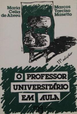 Livro O Professor Universitário Em Aula