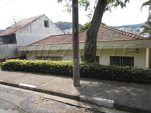Terreno Em Horto Florestal - São Paulo, Sp - 158436