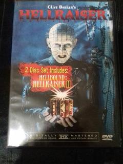 Hellraiser Dvd