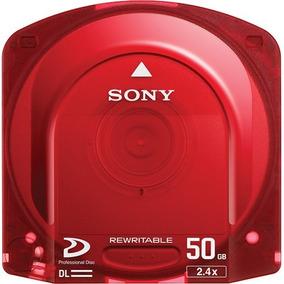 Sony Xdcam 50gb Vermelho (formatado) 4 Unidades