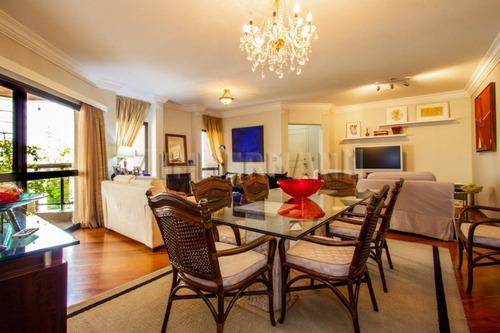 Imagem 1 de 15 de Apartamento - Moema - Ref: 116065 - V-116065