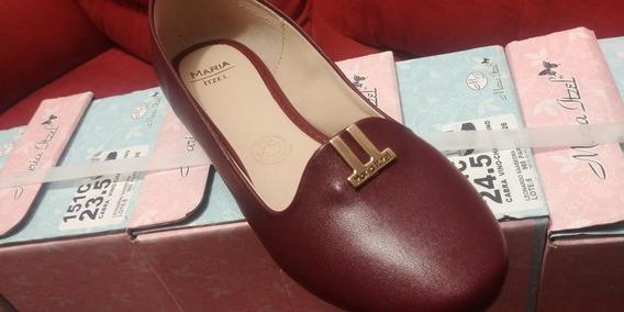 Zapato Piso Dama Mujer Mayoreo Solo Medias