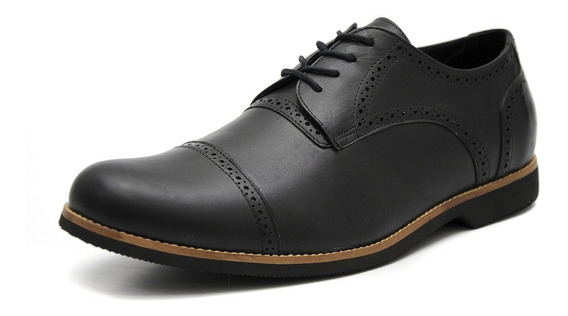 Sapato Social Masculino Oxford Shoes Grand - Veneza 6815 Gig