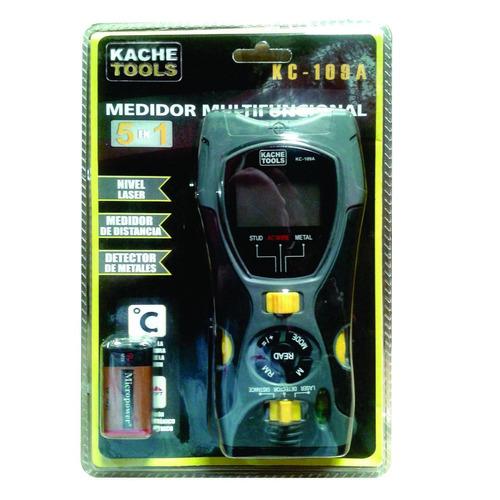Medidor Multifuncional Kache Tools Kc-109a 5 Funciones