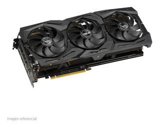 Tarjeta De Video Asus Nvidia Geforce Rog Strix Gtx1660 Ti 6