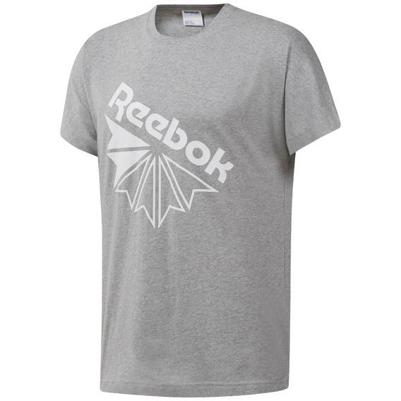 Remera Reebok Classics Leather Gp Unisex Ss Tee