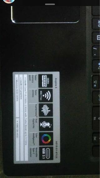 Notebook Acer Novo