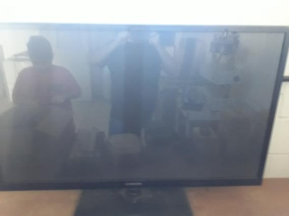 Tv Samsung Plasma Tela Danificada Apenas Peças