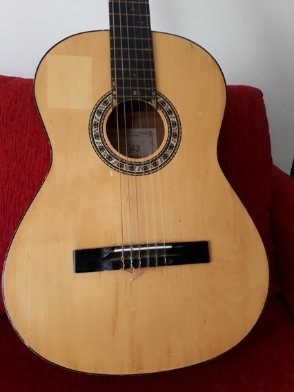 Super! Guitarra Criolla Texas C900n C/funda Permuto