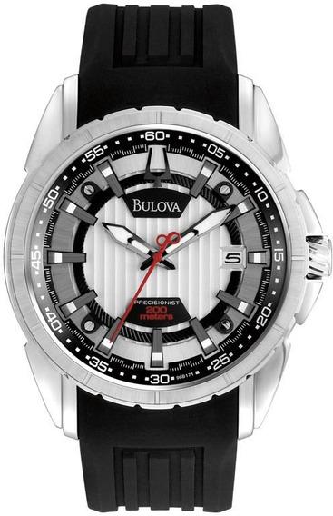 Relógio Bulova Masculino Precisionist Wb31514q