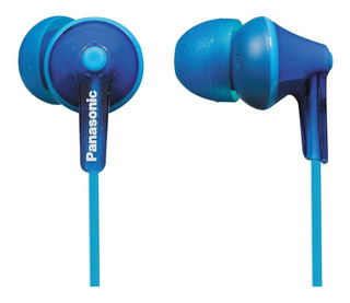 Auriculares Panasonic ErgoFit RP-HJE125 azul