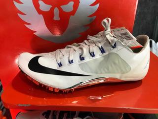 Nike Superflu R4 Spikes Atletismo 29 Cms. Velocidad.