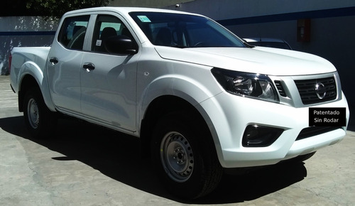 Nissan Frontier S Cab Doble - 4x2 - Mt - Patentada 2020 -