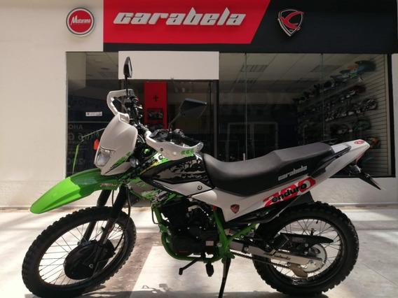 Motocicleta Route 200cc. Carabela * Entrega Inmediata