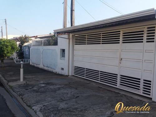 Casa À Venda No Jd. Eldorado  - Indaiatuba - Sp - Quesada Imóveis - Ca00072 - 68705002