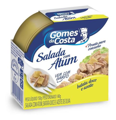 Salada C/ Atum, Batata Doce E Azeite Gomes Da Costa 150g