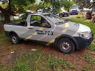 Fiat Strada Fire Flex 2012