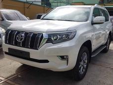 2019 Toyota Prado Vx-l Motor 3.0 Blanco 5 Puertas Europea