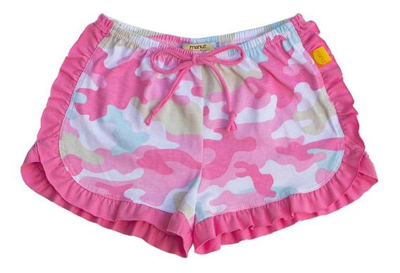 Pack X 2 Shorts Voladitos Nena - Desde 9 Meses Hasta 12 Años