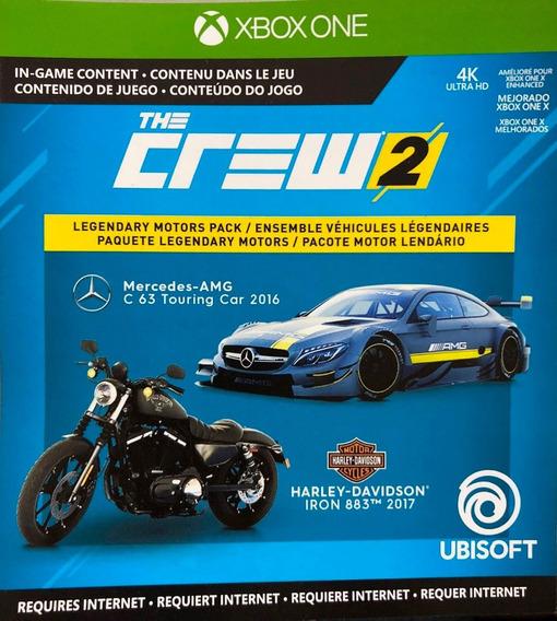 Dlc - The Crew 2 - Xbox One