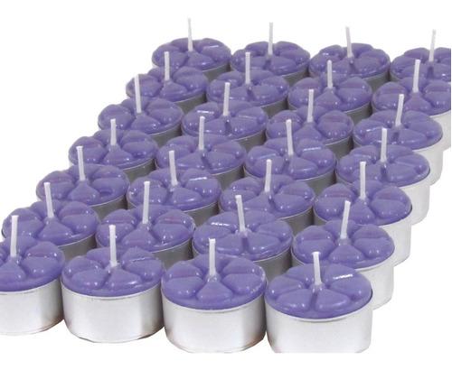 Imagem 1 de 3 de 30 Velas Aromáticas Aromatizada Luxo Caixa Rechaud 12 Aromas