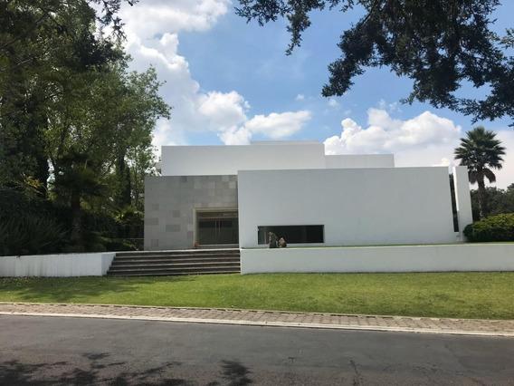 Casa En Renta,hacienda Valle Escondido, Atizapán De Zaragoza