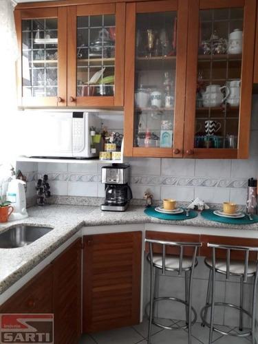 Imagem 1 de 12 de Apartamento Ao Lado Do Horto Florestal - St15115