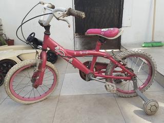 Bicicleta De Hellokitty