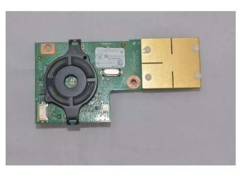 Modulo Placa Frontal Rf Power Xbox 360 Slim Original Nova