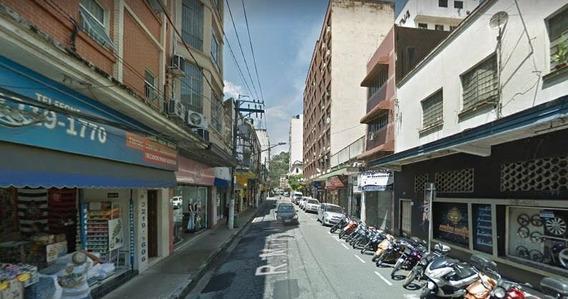 Loja Em Centro, Santos/sp De 240m² À Venda Por R$ 585.000,00 - Lo161216